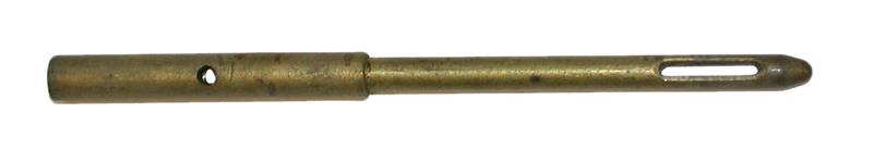 Cleaning Tip, Rotating Brass (Brass Tip w/ Slotted End)