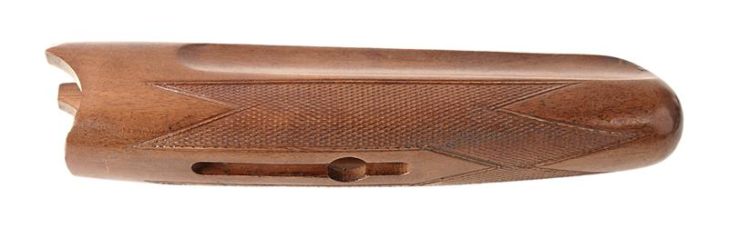 Forend, 20 Ga., Checkered Walnut Finished Hardwood, Semi Gloss