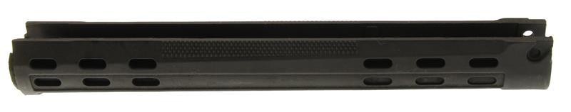 Handguard Assembly, Black Plastic w/Liner
