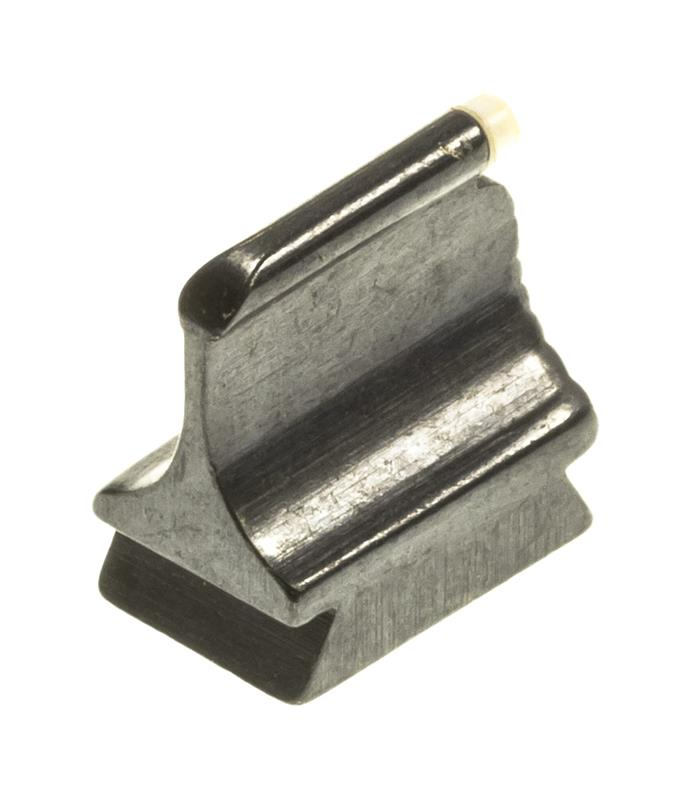 Front Sight, Dovetail, 1/16'' Ivory Bead, #41NR - Marbles Mfg, New, Blued Steel