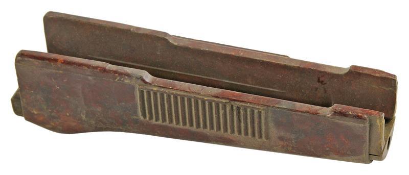 Handguard, Lower, Brown Composition (w/o Bayonet Cut)