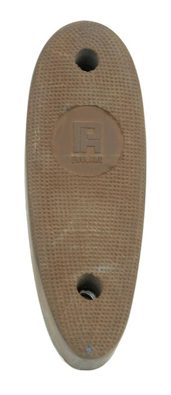 Recoil Pad, Used - Orig. Red Recoil Pads Removed From Various Parker Hale Rifles
