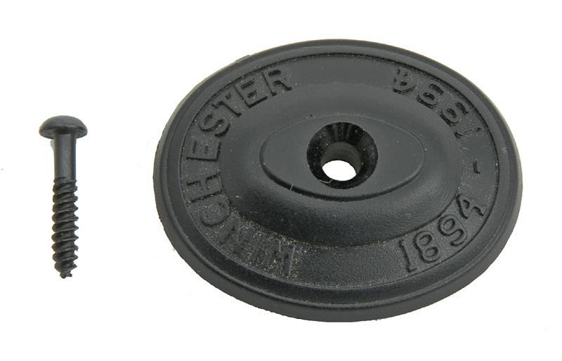 Grip Cap Set, Oval, Black Plastic (1894/1994 100th Year Commemorative)