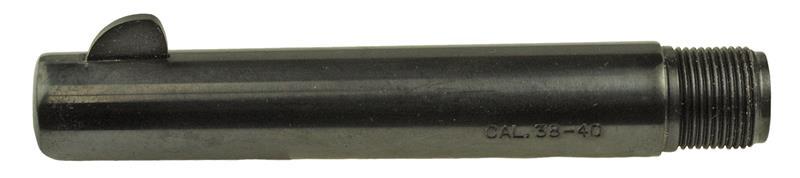 Barrel, .38-40, 4-3/4
