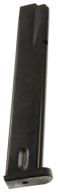 Magazine, 9mm, 25 Round, Blued, Used (U.S.A. Brand)