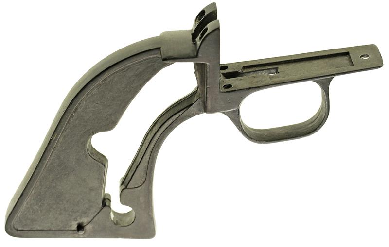 Backstrap & Trigger Guard, Blued (Does Not Require Grip Inserts)