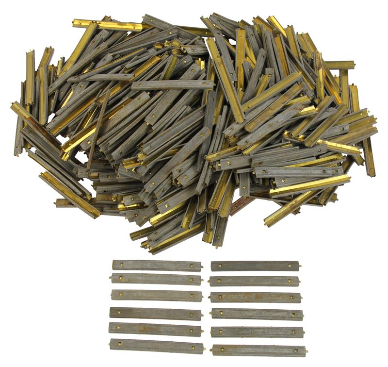 Stripper Clips, Original G.I. Rusted w/ Broken Tabs but Serviceable (Box of 500)