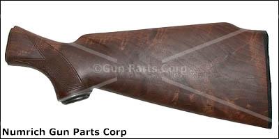 Stock, 12 Ga., Trap Monte Carlo w/ Buttplate & Grip Cap - Used