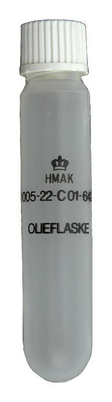 Oil Bottle, Danish Contract