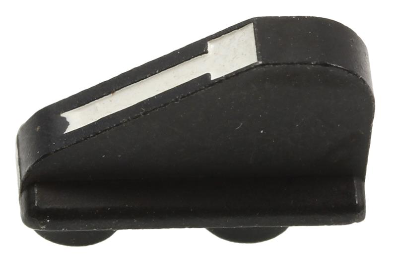 Front Sight, Millett, .340, White Bar, Dual Crimp - New In Box