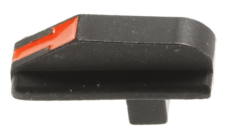 Front Sight, Millett, .185, Orange Bar, Wide Stake On - New In Box