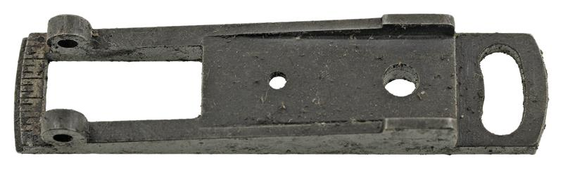 Rear Sight Movable Base, Carbine, Used