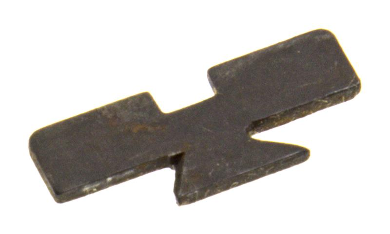 Rear Sight Blade, 1/8'', Accro, w/o White Outline