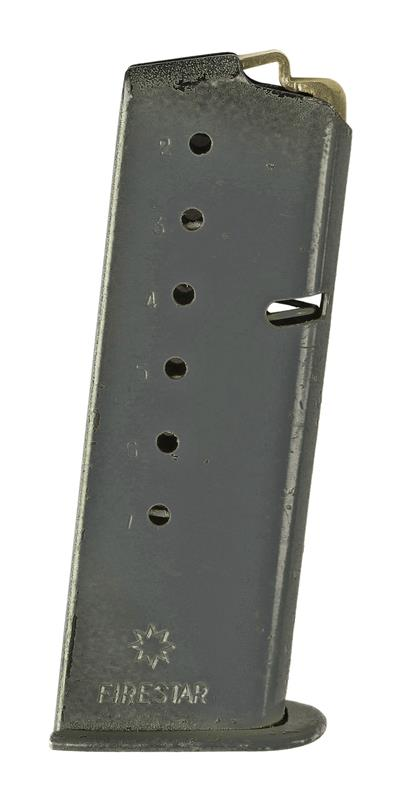 Magazine, 9mm, 7 Round, Flat Floorplate, Blued, New Factory