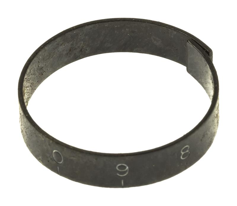 Boss Number Ring, Blued, New Factory Original (Laredo Only)