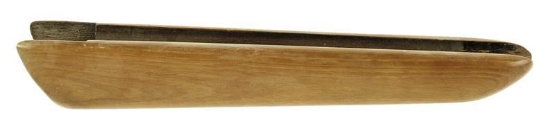 Forend, 20 Ga., Plain Wood, Beavertail-For Cast Style Forend Iron, Used Factory
