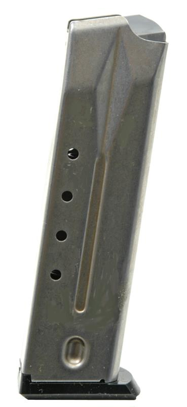 Magazine, 9mm, 15 Round, Stainless, New (Factory)