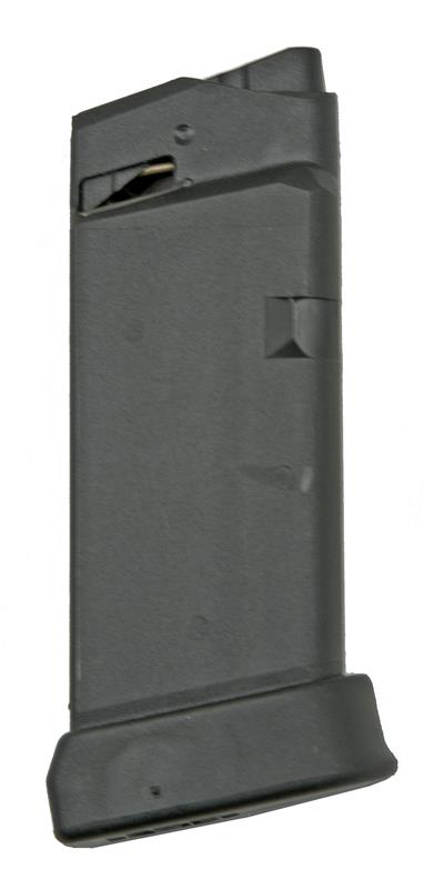 Magazine, .45 ACP, 6 Round, Black Polymer, New (Factory)