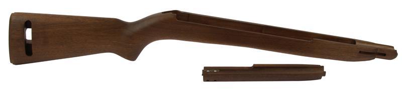Stock & Handguard Set, Walnut, Mil-Spec, New