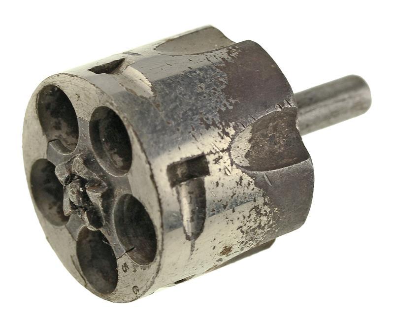 Cylinder Assembly, .32 Cal., 5 Shot