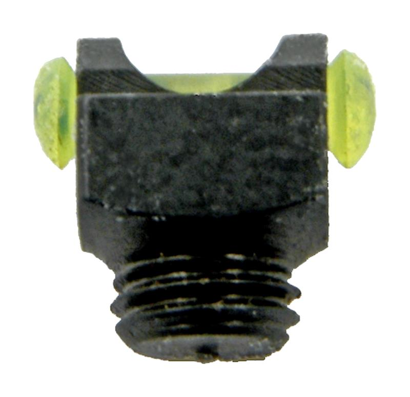 Shotgun Bead, Green, 6x48, 3/32