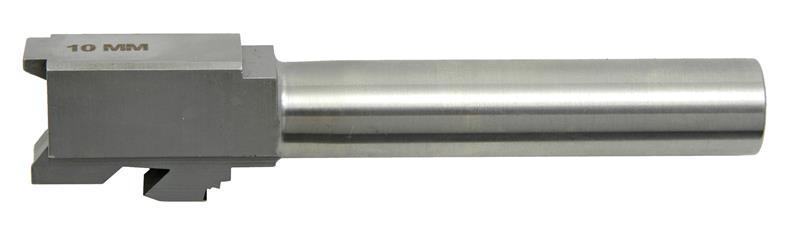 Barrel, 10mm Standard Length, Stainless
