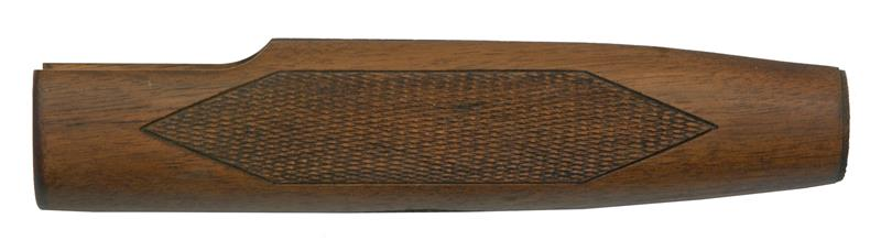 Action Slide Handle, 12 Ga., Trap, Oil Finished Walnut, New Mfg by Sile, Italy.