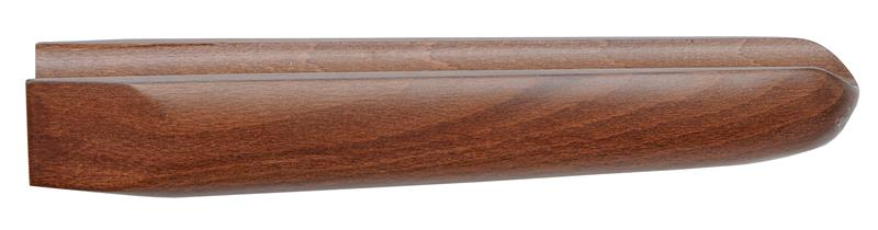Forend, 12 Ga., Plain Walnut Stained Hardwood, Reproduction (Wood Only)