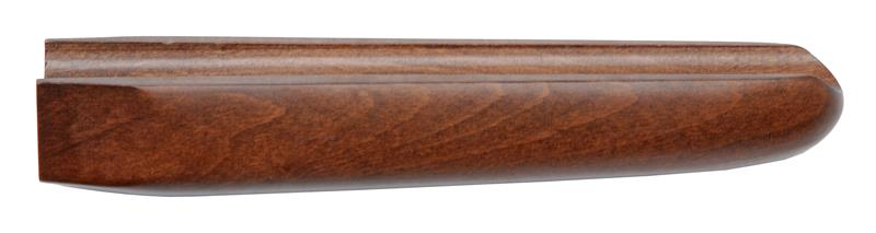 Forend, 16 & 20 Ga., Plain Walnut Stained Hardwood, Reproduction (Wood Only)