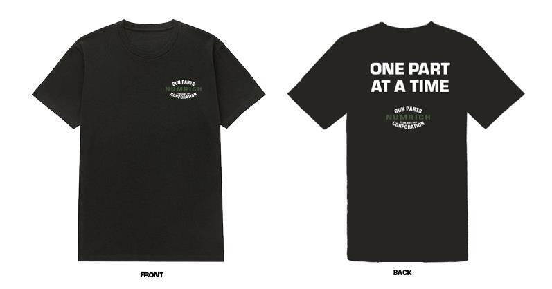 T-Shirt, NGPC Black, XLarge