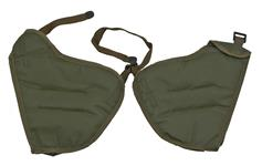 Shoulder Pads, US GI Surplus, Unused (Adjustable Strap; Sold In Pairs)