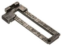 Rear Sight Slide & Ladder Assembly, Used (Marked 300M)