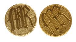 Manurhin Grip Medallion Set