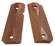 Grips, Checkered Walnut (Compact)