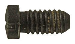 Sideplate Screw, Black, Used Factory Original