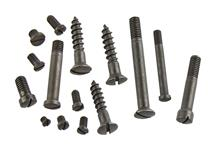 Screw Set, Blued, New Factory Original (15 Piece)