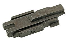 Bolt Slide, 20 Ga. (Double Bar Action: For Use w/Long Rocker Style Bolt Lock)