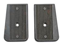 Trigger Group Grip Panels, Black Plastic, Unissued (Pair)