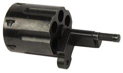 Cylinder, .38 Spec, Blued (w/ Crane Assembly)