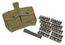 Stripper Clip, Pouch & Oiler Kit