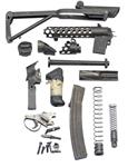 Parts Kit w/ Barrel & Magazine, 9mm, Used