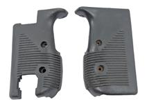 Pistol Grips, Pair w/ Used Original IMI Right Side & New Reproduction Left Side