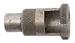 Muzzle Thread Protector, In The White, Used (Locks Over Front Sight Base)