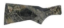 Stock w/o Pad, 20 Ga., Express Junior, Hardwood,Checkered,Mossy Oak Breakup Camo