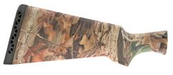 Stock, 12 Ga., Checkered Sides, Advantage Timber HD, Vented Recoil Pad, New