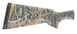Stock, 12 Ga., Ribbed Sides, Advantage MAX-4 HD, Vented Recoil Pad, New