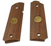 Grips, Wood w/Charles Daly Emblem, Full Size