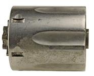 Cylinder Assembly, .357 Mag, Fluted, Non Counterbored, Stainless