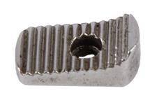 Thumbpiece, Old Style, Nickel (Flat Metal Type)