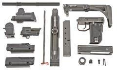 Used Parts Kit w/  Barrel & 25 Rnd Mag